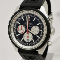 Breitling Chrono-Matic 49 Acero 49mm Negro Sin cifras