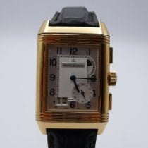 Jaeger-LeCoultre Grande Reverso Duo Or rose 46mm Argent