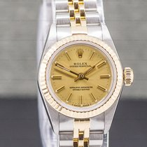 Rolex Oyster Perpetual 26 Acero 26mm