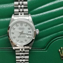 Rolex Oyster Perpetual Lady Date 79160 2002 подержанные