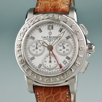 Carl F. Bucherer Steel 40mm Automatic 1901.620 pre-owned