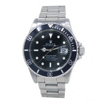 Rolex 16610 Steel Submariner Date 40mm pre-owned United States of America, New York, New York
