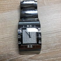 폴리스 스틸 30mm 쿼츠 11749L 중고시계