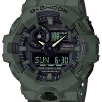 Casio Vjestacki materijal Kvarc Crn 48mm nov G-Shock