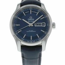 Omega De Ville Hour Vision Steel 41mm Blue United States of America, Florida, Sarasota
