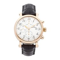 Martin Braun Or rose 42mm Remontage automatique CHRONO S occasion