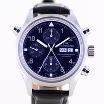 IWC Pilot Double Chronograph IW371323 2000 occasion
