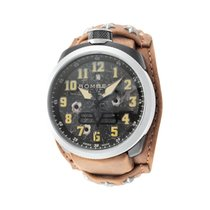 Bomberg Steel 45mm Quartz BS45H3SP-VPI-1-3 new United States of America, Florida, Sarasota