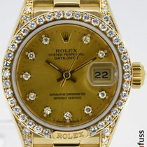 Rolex Lady-Datejust 69158 1988 pre-owned