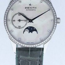 Zenith Heritage Ultra Thin Lady Moon - NEW - Listprice €...