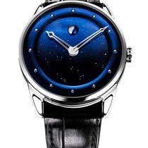 De Bethune DB25 White gold 44mm Blue No numerals