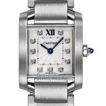 the best attitude b6a86 db7a9 Cartier Tank Francaise Small we110006 for $5,037 for sale ...