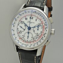 Longines Tachymeter Chronograph L2.781.4 -unworn- Box and papers