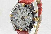 Breitling Chronomat Gt Herren Uhr Automatik A13352 Stahl/gold...