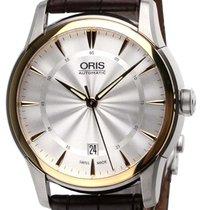 Oris 0173376704351-0752170FC Artelier Automatik 40,5mm 5ATM