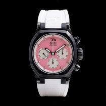 TB Buti 41mm Automatic pre-owned Pink