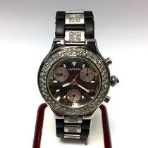 Cartier Chronoscaph 21 Steel Men's/unisex Watch W/...