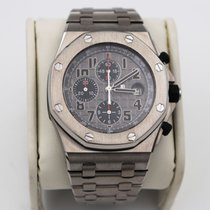 Audemars Piguet - Royal Oak Offshore Chronograph - 26170TI.01....