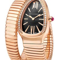Bulgari Serpenti Rose Gold 35mm Ladies Watch