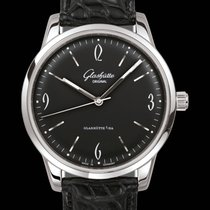 Glashütte Original Sixties new 2018 Automatic Watch with original box and original papers 1-39-52-04-02-04