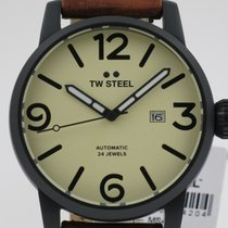 TW Steel Steel 48mm Automatic MS46 new