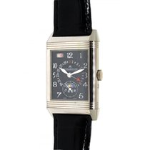 Jaeger-LeCoultre Reverso Day Date Night Day Grand Taille 18K...