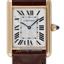Cartier wgta0011 Rose gold 2021 Tank Louis Cartier 25.5mm new United States of America, New York, Airmont
