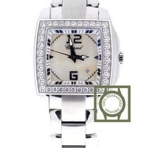 Chopard Two-O-Ten White Gold bezel 1.87ct Diamonds