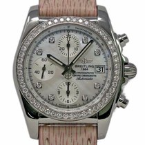 Breitling Chronomat 38 Steel 38mm Mother of pearl United States of America, Florida, 33132