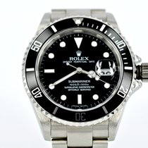 Rolex Submariner Date 16610 D-Serial Full Set Like NEW