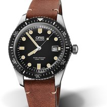 Oris Divers Sixty Five Steel 42mm Black No numerals United States of America, Texas, FRISCO