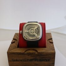 Sevenfriday M1 Steel 47mm Arabic numerals
