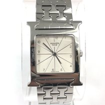 Hermès Heure H Steel 30mm Silver United States of America, New York, New York