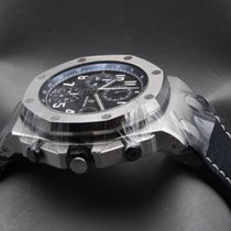 Audemars Piguet 26470ST.OO.A028CR.01 Staal 2018 Royal Oak Offshore Chronograph 42mm nieuw