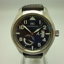IWC Pilot occasion 44mm Bronze Cuir