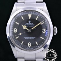 Rolex 1016 Steel 1967 Explorer 36mm pre-owned United States of America, New York, NEW YORK