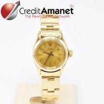 Rolex Oyster Perpetual 26 folosit 26mm Aur galben