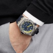 Audemars Piguet Royal Oak Offshore Diver 42mm Staal