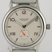 NOMOS Club Campus Steel