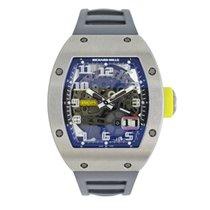 Richard Mille RM029 Titanium RM 029 39.7mm