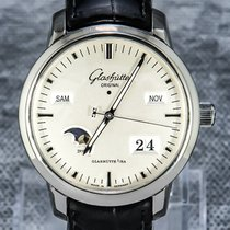 Glashütte Original Steel 40.1mm Automatic 100-02-13-02-04 pre-owned