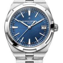Vacheron Constantin Overseas Steel 41mm Blue No numerals United States of America, Iowa, Des Moines