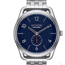 Nixon Steel Quartz 3608700704012 new