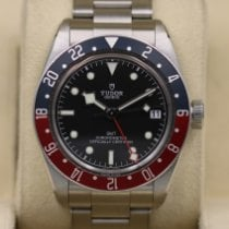 Tudor 79830RB Steel 2018 Black Bay GMT 41mm pre-owned United States of America, Tennesse, Nashville