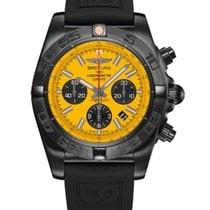 Breitling Chronomat 44 Blacksteel Acero