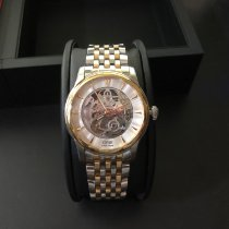 Oris Artelier Skeleton 01 734 7670 4351-07 8 21 78 2017 pre-owned
