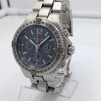 Breitling Hercules Steel 45mm Black