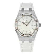 Audemars Piguet Royal Oak Lady Steel 36mm Silver United States of America, New York, New York