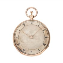 Breguet Watch pre-owned 1865 Rose gold Arabic numerals Manual winding Watch only