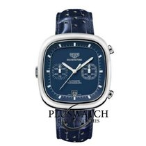TAG Heuer Silverstone Steel 42mm Blue